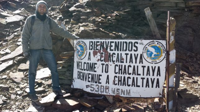 Tour Chacaltaya & Valley of the Moon