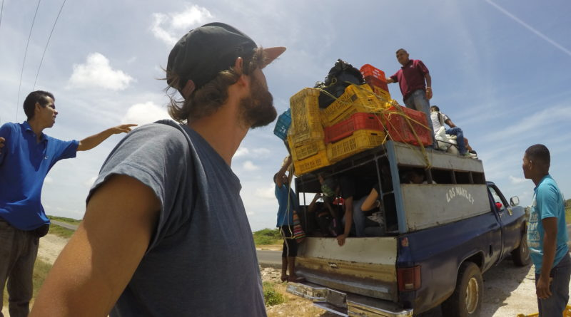 How to travel overland from Colombia to Venezuela